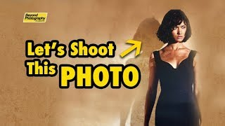 Lets Shoot A Bond Movie Poster!