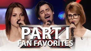 Fan Favorites: People Who Conquered X-Factor | Part 1
