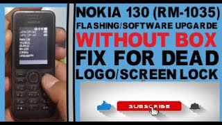 Nokia 130 RM-1035 Unlock security code without box - Dreams Technology
