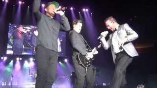Chris August Live: Center of It (Hits Deep Tour 2013)