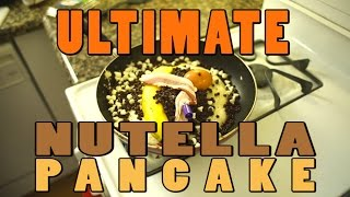 Ultimate Nutella Pancakes