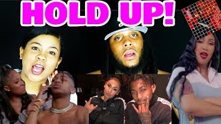 DDG Ft Queen   HOLD UP | REACTION!