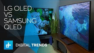 LG OLED vs Samsung QLED - TV Technology Shootout