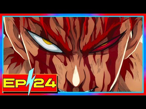 GAROU'S Motivation REVEALED!! One Punch Man S2 Episode 12 Review