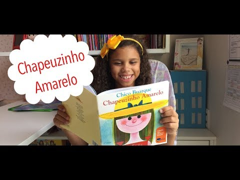Chapeuzinho Amarelo | Livro Infantil