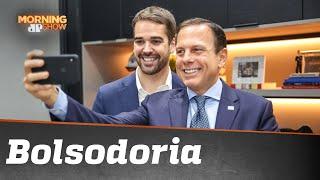 Doria quer voto impresso contra Eduardo Leite
