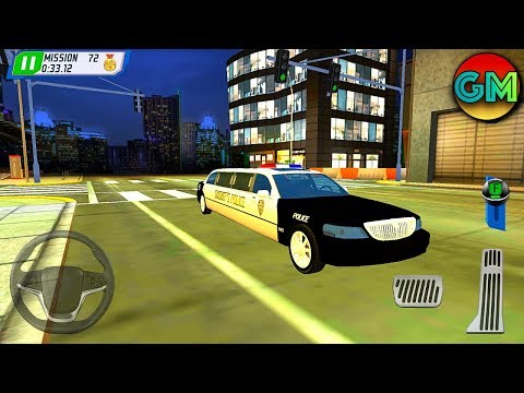 Cars Of New York: Simulator #New Police Limousine  | By Play With Games | Android GamePlay HD