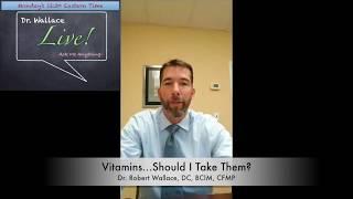 Do I Need To Take A Multivitamin?