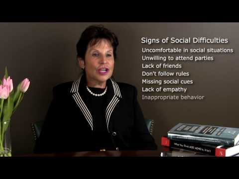 Social Difficulties
