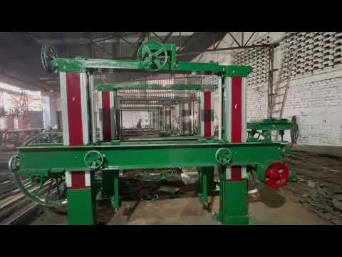 Trolley Saw Machine