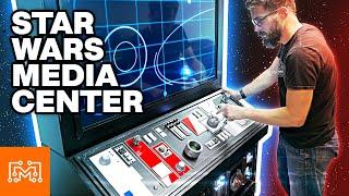 Star Wars Inspired Entertainment Center | I Like To Make Stuff