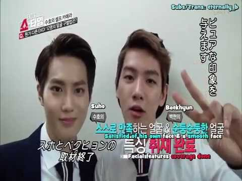 [ENG SUB] 151120 EXO's Showtime Special Edition EP1 Unseen Cut