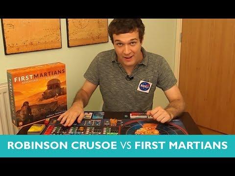 robinson crusoe youtube