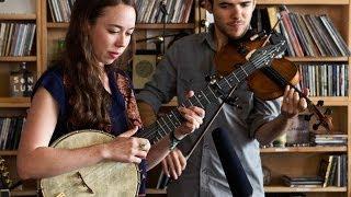 <b>Sarah Jarosz</b> NPR Music Tiny Desk Concert