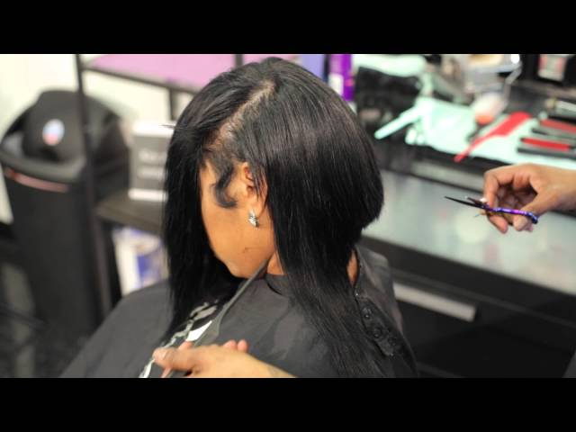 Perfect Braid Pattern For Sew In With Side Part Photos Sewing