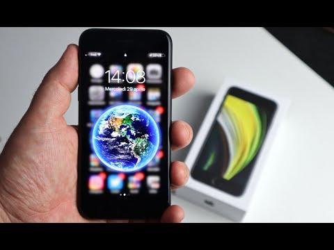 Foto Unboxing Apple iPhone SE 2020 e prime impressioni