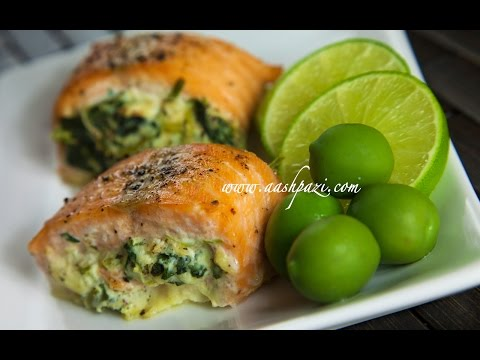 Salmon Roll Recipe