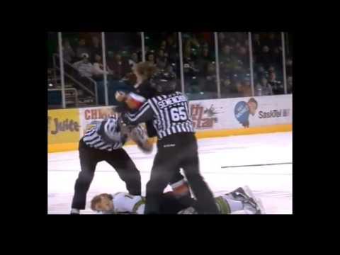 Josh Thrower vs Tim Vanstone