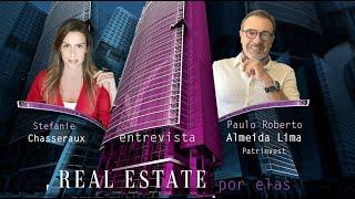 Entrevista Paulo Roberto Almeida Lima - Real Estate por Elas