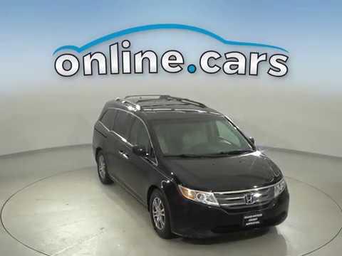 Pre-Owned 2011 Honda Odyssey EX-L