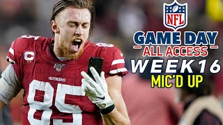 """NFL Week 16 Mic'd Up, """"Ayyye put your big boy boots on!"""" 