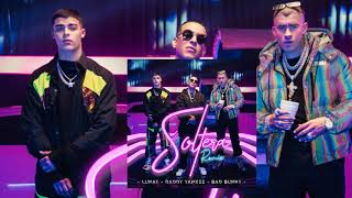Soltera Remix   Lunay Ft Daddy Yankee & Bad Bunny (AUDIO OFFICIAL) 2019