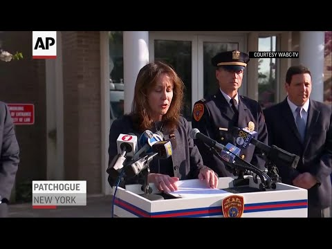 Three teenagers on Long Island have been arrested on charges they plotted to build and detonate a bomb at their school. (May 2)