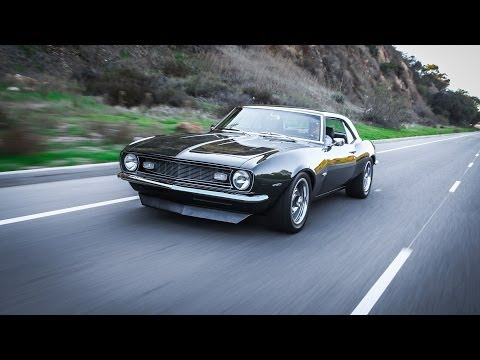 Super car video Tim allens 1968 camaro 427 did you know tim allen..