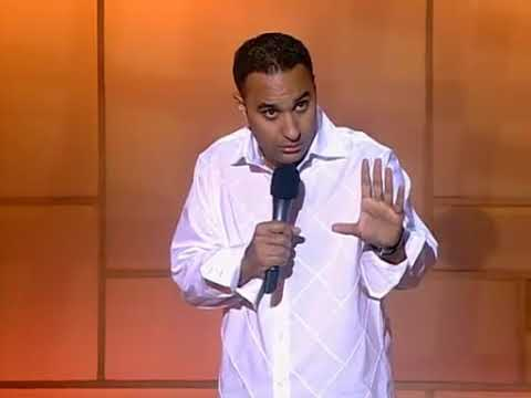 Russell Peters stand up comedy full video