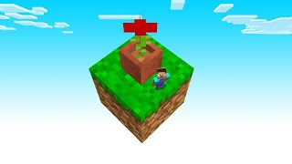 Minecraft BUT I Am REALLY SMALL! (impossible)
