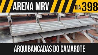 ARENA MRV   5/6 ARQUIBANCADAS DO CAMAROTE   23/05/2021
