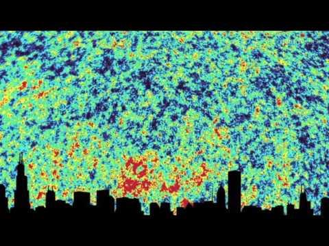 Gravitační vlny Velkého třesku