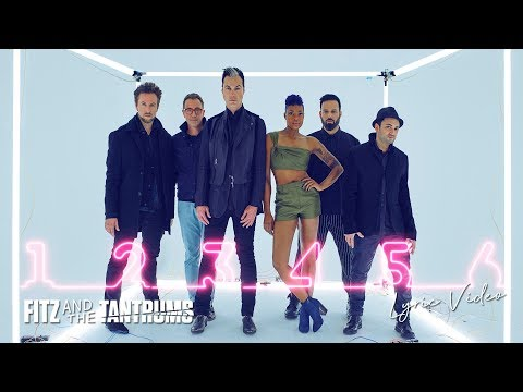 Fitz And The Tantrums - 123456 - Lyric Video | 6CAST - 6Cast