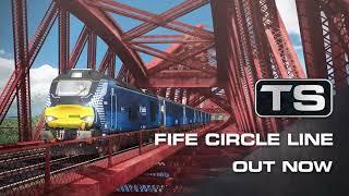 VideoImage1 Train Simulator: Fife Circle Line: Edinburgh - Dunfermline Route Add-On