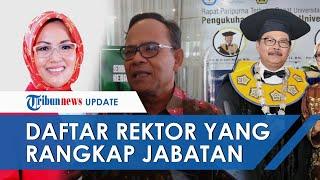 Bukan Hanya Ari Kuncoro di UI, Sejumlah Rektor Ini Juga Rangkap Jabatan sebagai Komisaris Perusahaan