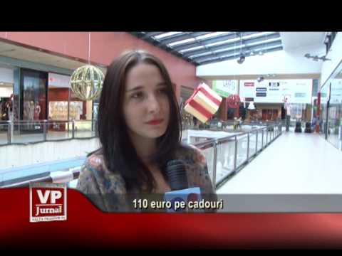 110 euro pe cadouri