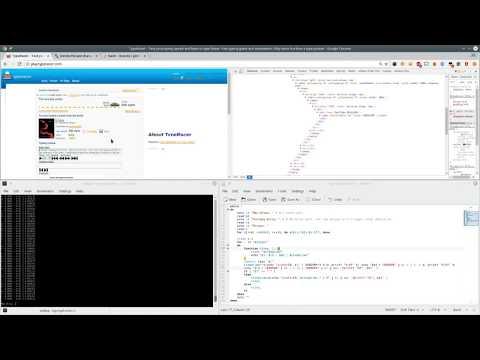 Xdotool Typing - смотреть онлайн на Hah Life
