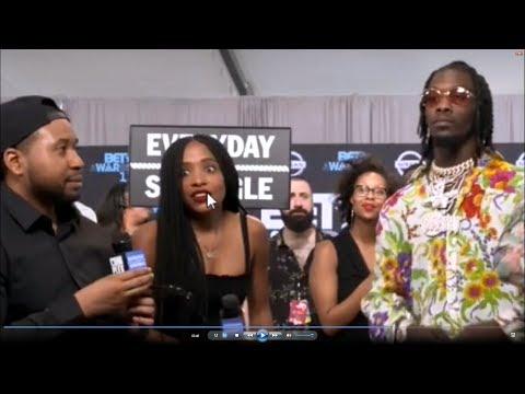 Things Get Heated Between Migos, Joe Budden, & DJ Akademiks at the BET Awards (Reaction)