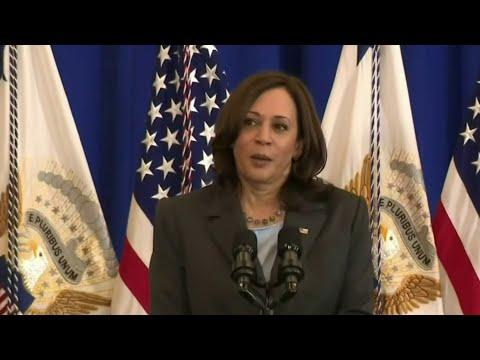 Vice President Kamala Harris visits Detroit