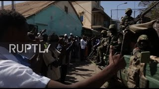 Gambia: Gambians celebrate in Banjul after Jammeh flees