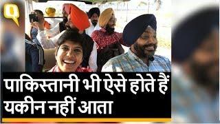 Kartarpur Corridor के उद्घाटन पर क्या बोले पाकिस्तानी? Quint Hindi