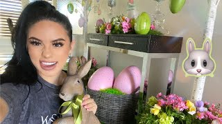 OUR EASTER / SPRING HOUSE DECOR!!