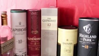 Обзор виски за 2015 год