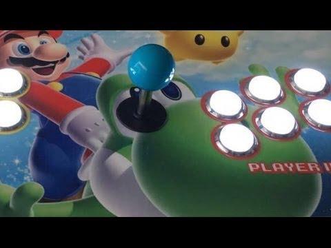 Câblage boutons + joystick Kit Bartop Arcade rétrogaming