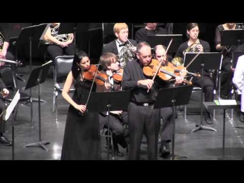 Mozart sinfonía Concertante 1st movement.