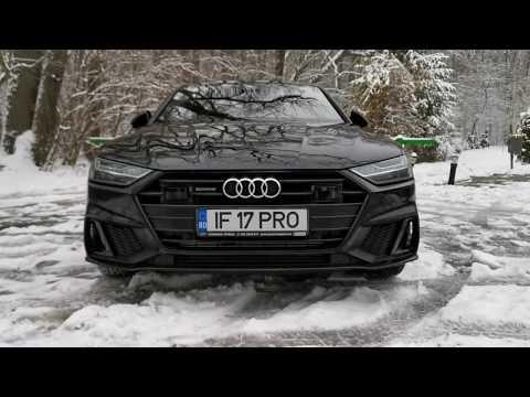 Walkaround: un Audi A7 Sportback 50 TDI quattro de 90.000 euro