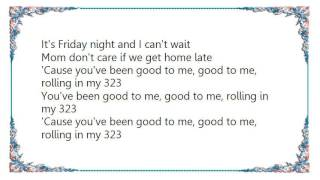 Chixdiggit - 323 Lyrics