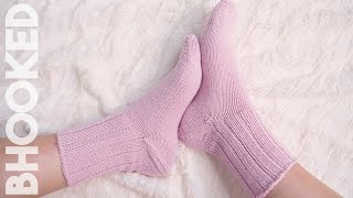 PART ONE How to Knit Socks (for the first time)