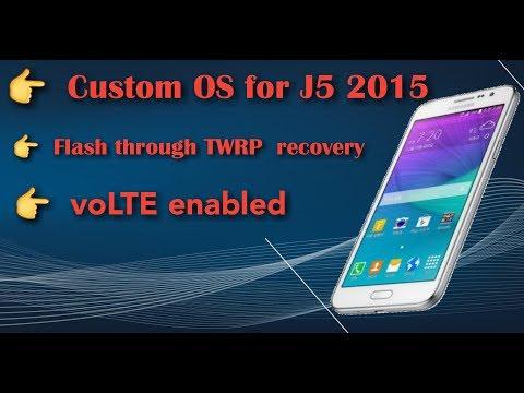 Samsung Galaxy S9 ROM (Adoptable Storage) For Samsung Galaxy J5
