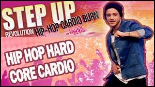 Hip-Hop Hard Core Cardio Dance Workout: Step Up Revolution by BeFiT